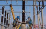 """近200人昼夜施工 台州供电给变电站来了一次""""大保养"""""""