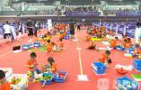 """与机器人""""共建""""未来世界:第三届江苏省青少年信息机器人科技大赛开赛"""
