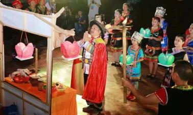 Happy Guangxi: folk traditions
