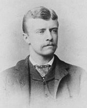 1883年的罗斯福