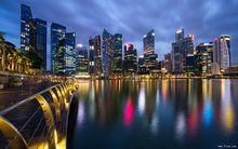 新加坡金融区