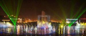 洛阳音乐喷泉