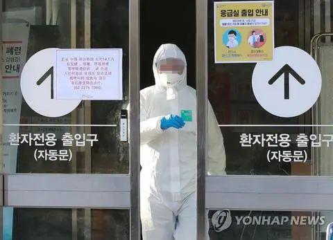 韩国新增142例新冠肺炎确诊病例 累计346例,其中2例死亡