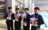 河北省四小花绽放2018全国游泳锦标赛
