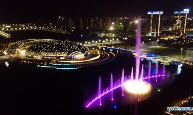 Pic story: Deqing Geographic Information Town in China's Zhejiang
