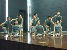 广东现代舞团演出
