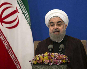 伊朗说鲁哈尼联大不见特朗普 重申受制裁不对话