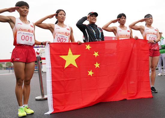 赛场上的95后军人运动员:收获金牌,也收获成长