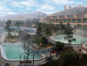 小南海温泉