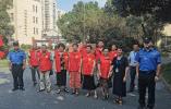 富阳大源镇:发挥退休干部余热 助力城乡清洁有序