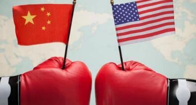 美国对华贸易战