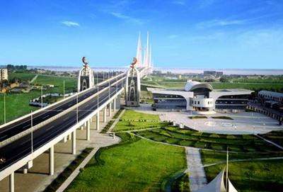 荆州长江公路大桥