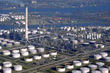 鹿特丹石油冶炼厂