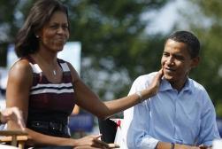 奥巴马夫妻正式进军演艺圈