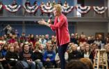 2020年美国会出现首位女总统吗?