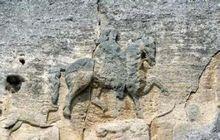 岩刻艺术--马达拉骑士