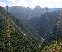 四渡河大桥——图片来自维基百科