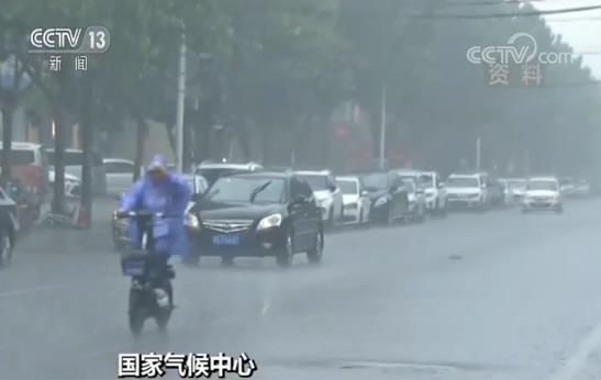 华北雨季将开始雨量大并伴随雷电、大风、冰雹等强对流天气
