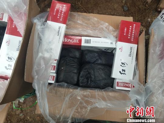 云南临沧边境管理支队五天连破三起万克大案 缴毒逾89公斤