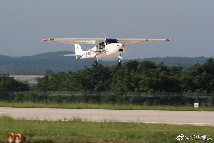 国产飞机又添新成员!领雁AG50轻型运动飞机成功首飞