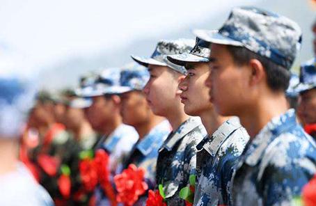 盘锦军地举办专场招聘会服务退役士兵就业