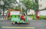 萧山众联村垃圾分类:村里来了智能垃圾收运车