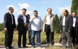 赵亚夫抛出越光稻种植难题,江大农机专家领任务