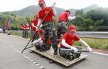 100支队伍2000余人重温百年初心 永嘉县第十二届重走红军路活动举行