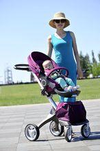 户外活动对婴儿的成长十分重要