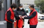 情暖新春,义和社区为留岗员工送上祝福