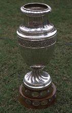 美洲杯奖杯
