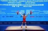 直播预告 | 今天下午,亚洲举重锦标赛看中国队抢金夺银