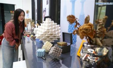 3D printing technology makes ceramics making easier