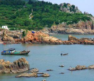 渔湾风景区