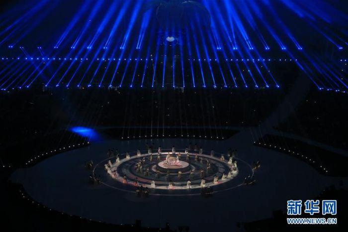 第12届冬季残奥会开幕式