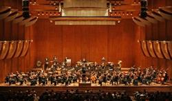 中国国家交响乐团演出现场