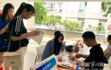 35岁二孩妈妈走进考场 宁波首场面向社会人员高职招生开考