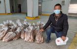 战役·临安丨线上线下齐发力 5天售出超8万斤春笋