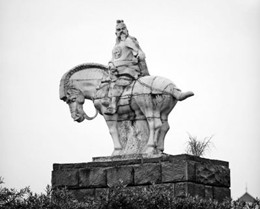 王审知雕像