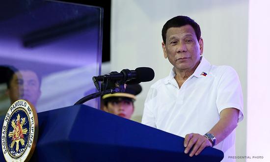 菲律宾要与冰岛断交?杜特尔特正面回应