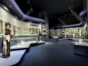 唐山博物馆展厅