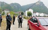 村里来了巡逻无人机 仙居运用科技手段推行闭环防控