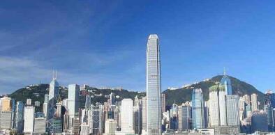 香港国际金融中心二期