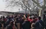 正月初二 西湖景区迎客70.92万人次