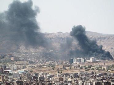 多国联军击落也门胡塞武装无人机