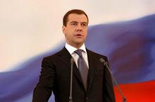 俄罗斯总理梅德韦杰夫