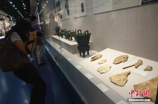 甲骨文发现120年 中国将首次举办国家层面纪念活动