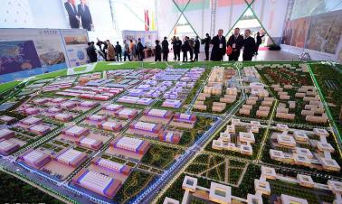 Data center for financial firms to be set up in China-Belarus industrial park Great Stone