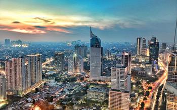 印度尼西亚城市_副本