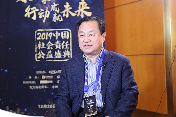 天士力吴丹勇:坚持企业经济价值与社会责任并重